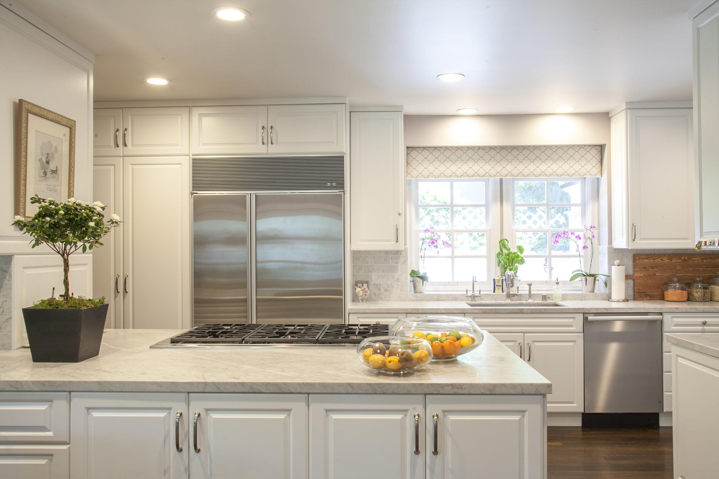 An organized kitchen is a happy kitchen.