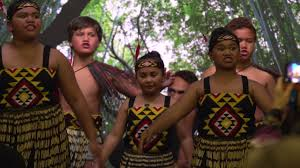 Kapa Haka uniform
