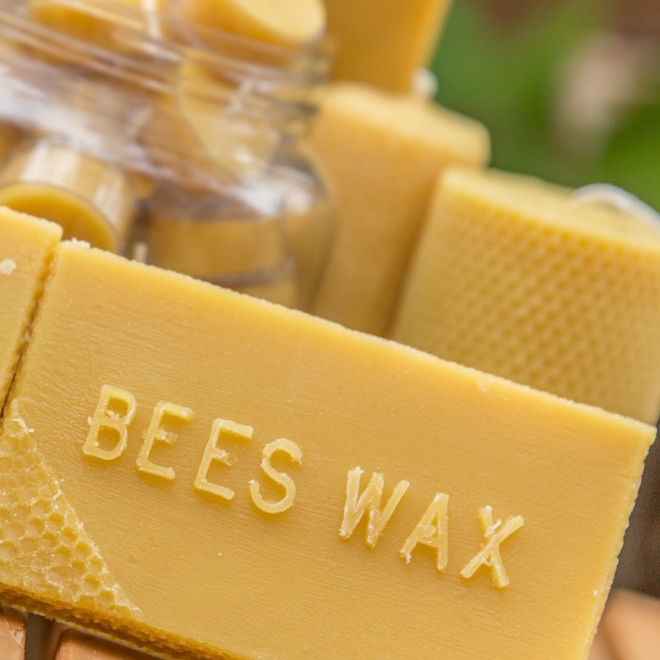 beeswax used in burnishing leather and traditional leather edge finishing, learn how to build a leathergoods business, sell your leathergoods, how to start a small business, leather beast