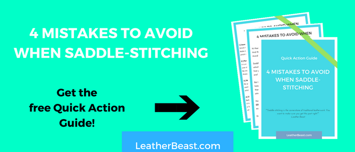 4 MISTAKES TO AVOID WHEN SADDLE-STITCHING