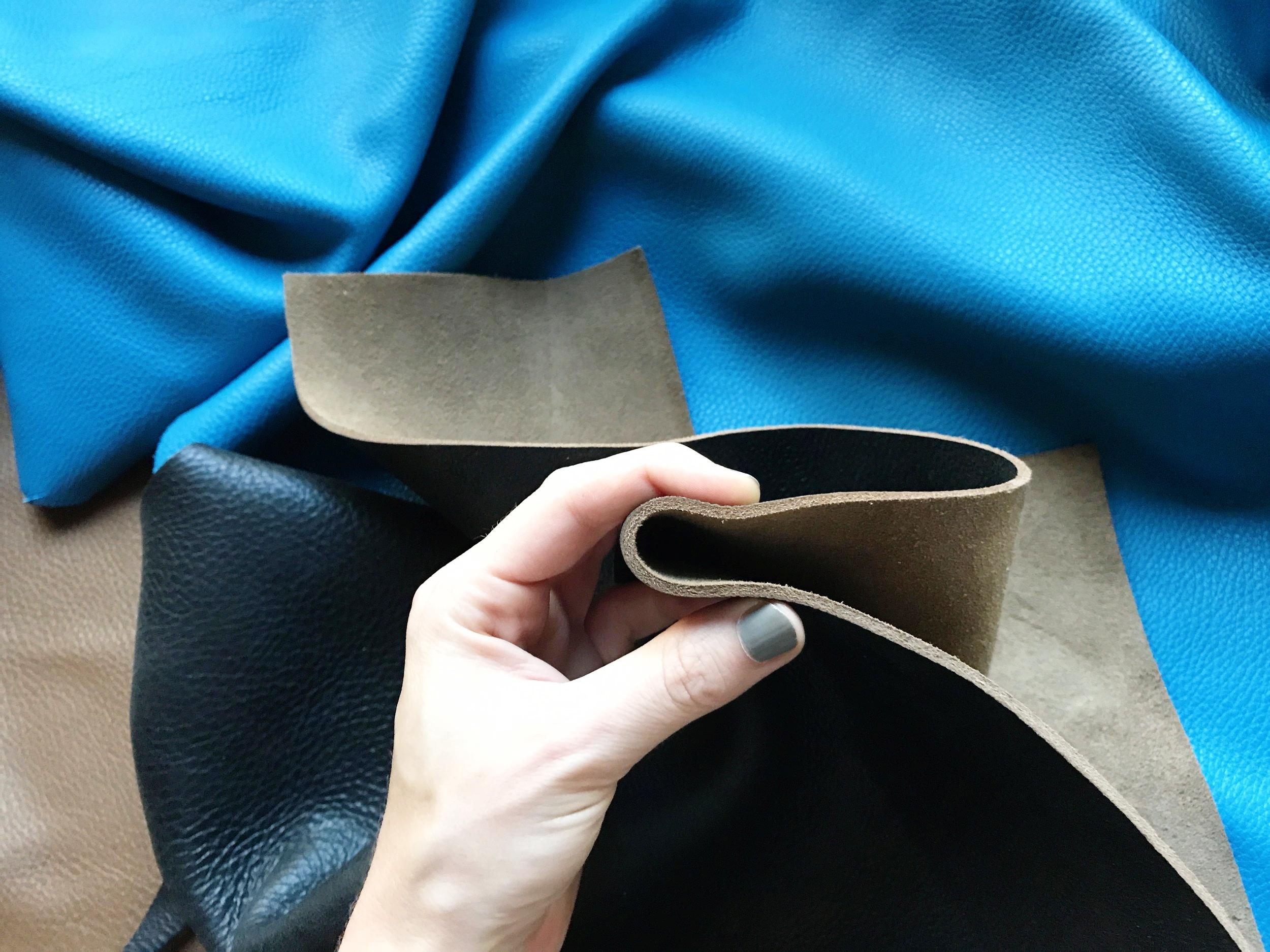 Full Grain Leather