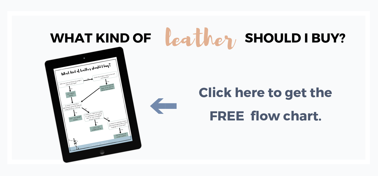 WHAT KIND OF LEATHER SHOULD i BUY, THE FLOW CHART FROM LEATHERBEAST.COM.png
