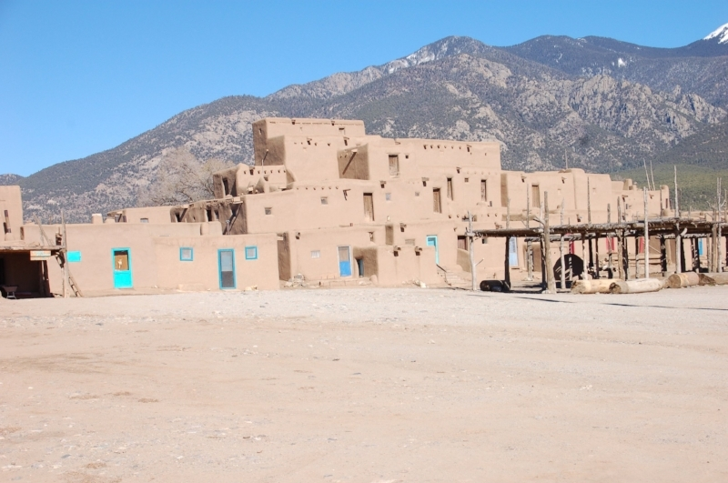 Taos Pueblo a UNESCO World Heritage site