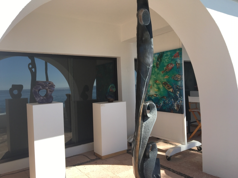 Art Gallery The One and Only Palmilla.JPG