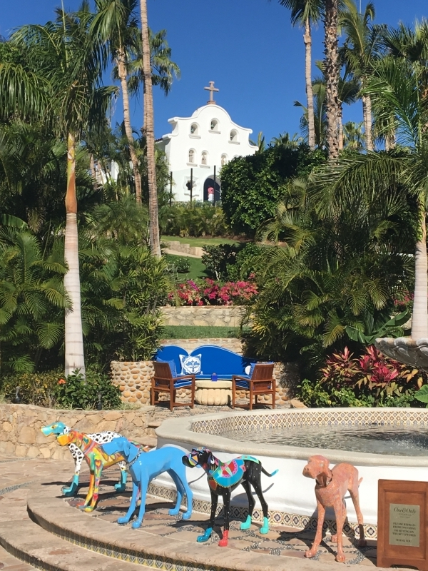 The One and Only Palmilla Church