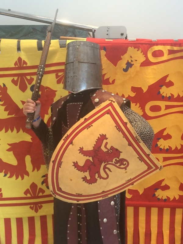 Bannockburn Armor
