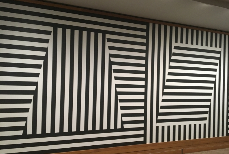 Sol Lewitt's Wall Drawing #370
