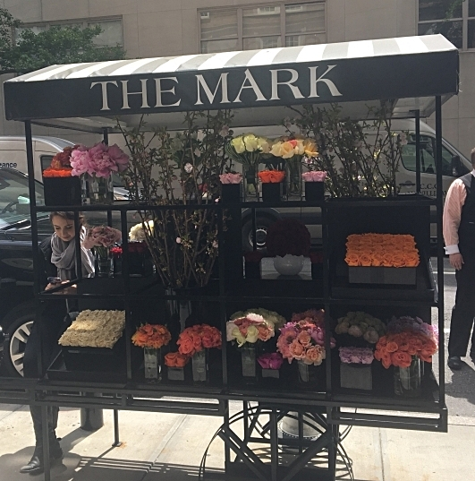 The Mark Flower Stand