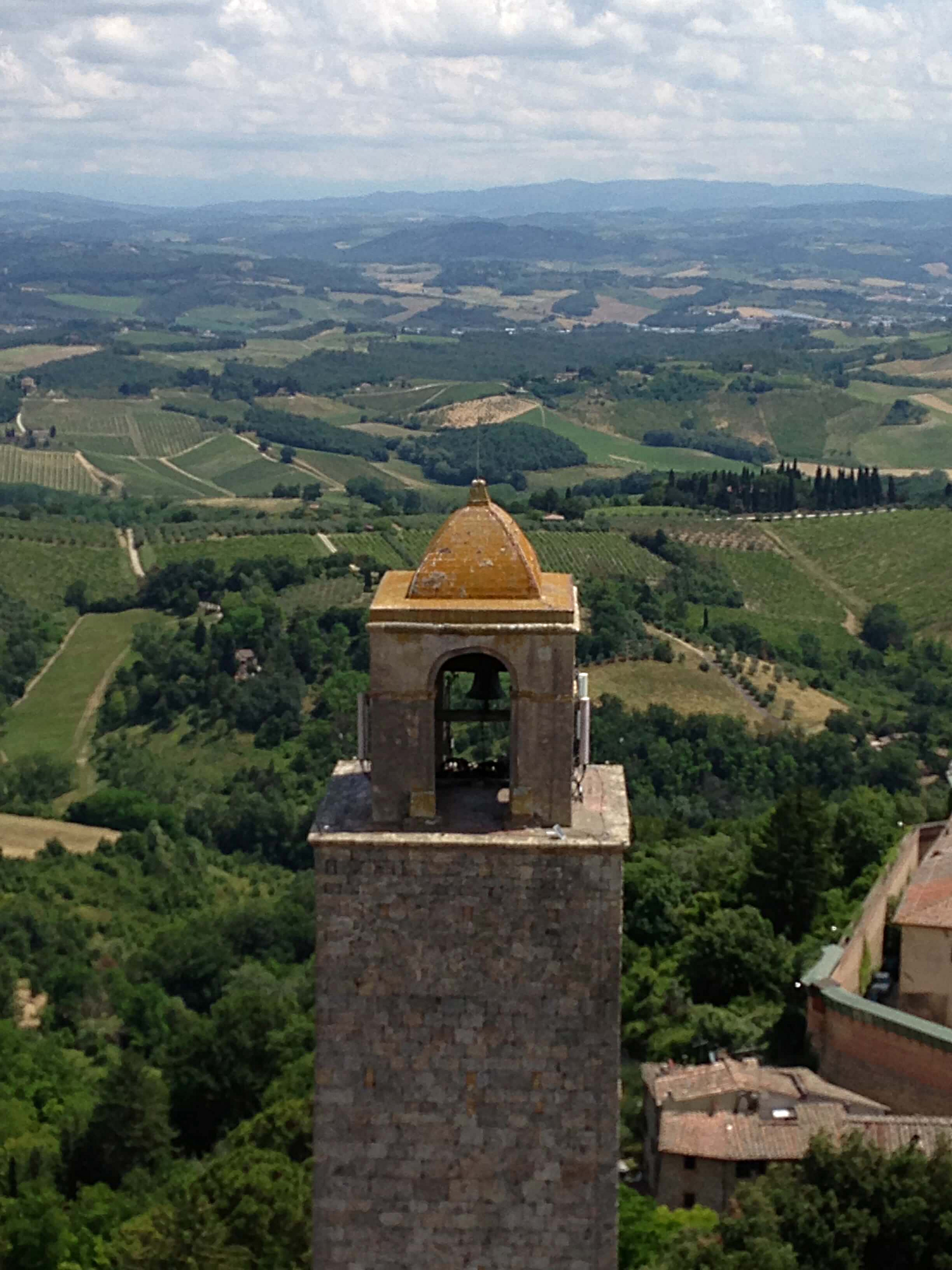 Countryside View from Torre Grossa