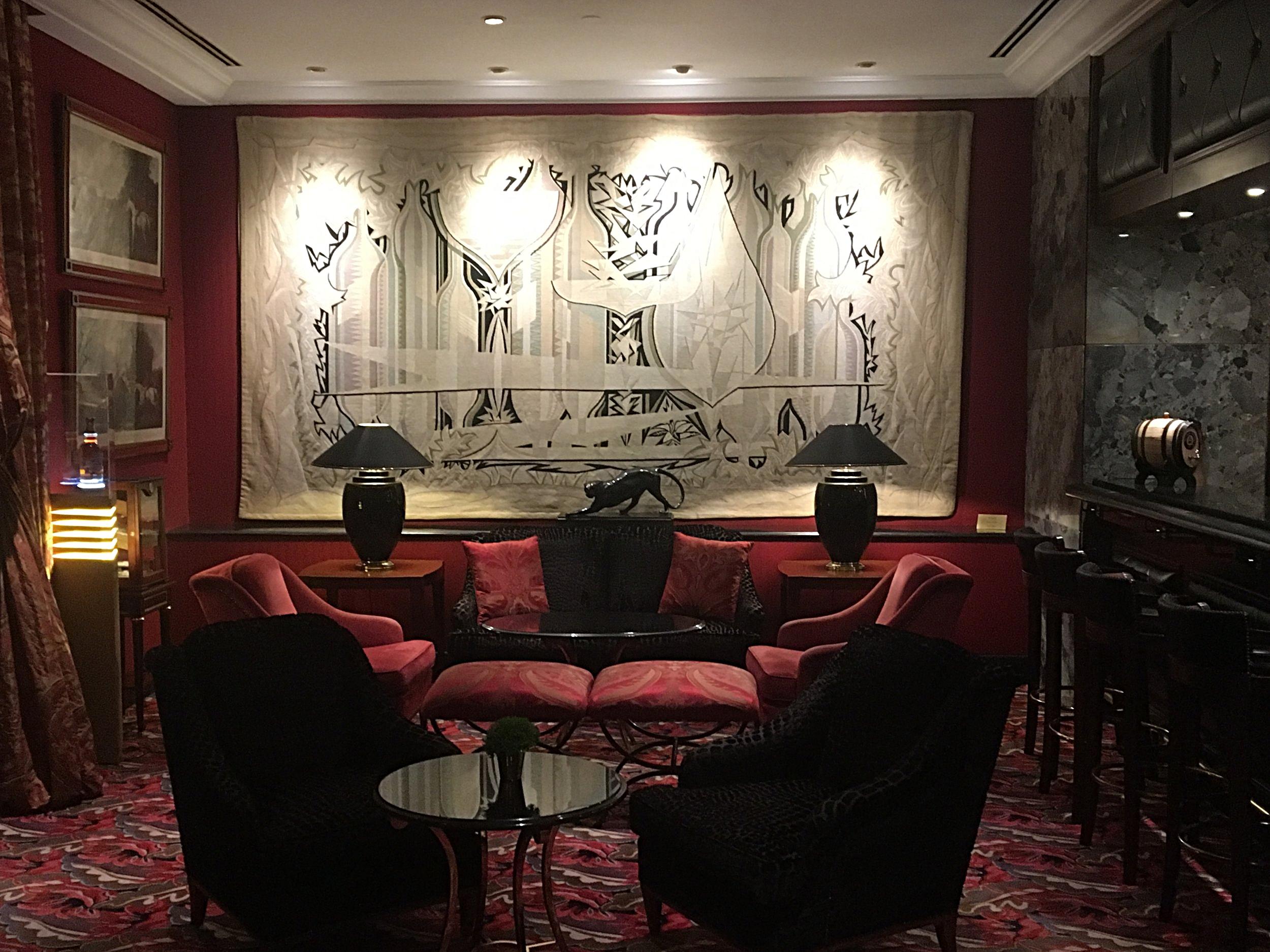 Four Seasons Hotel Ritz Bar
