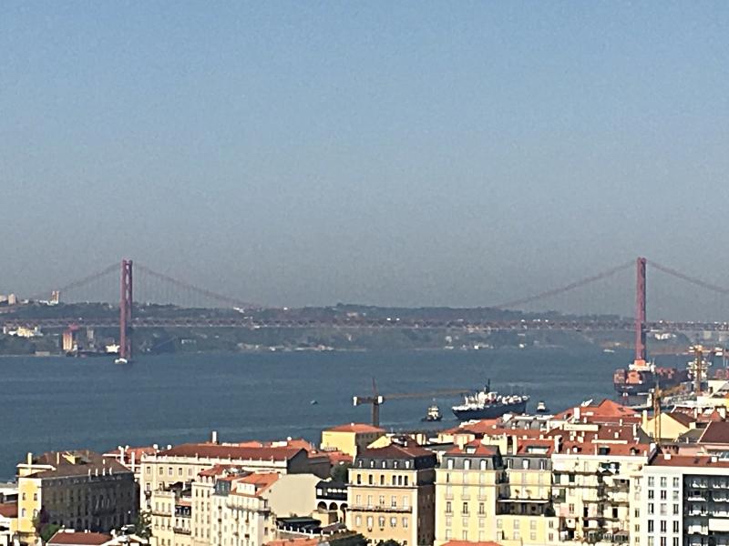 25th de Abril Bridge Lisbon