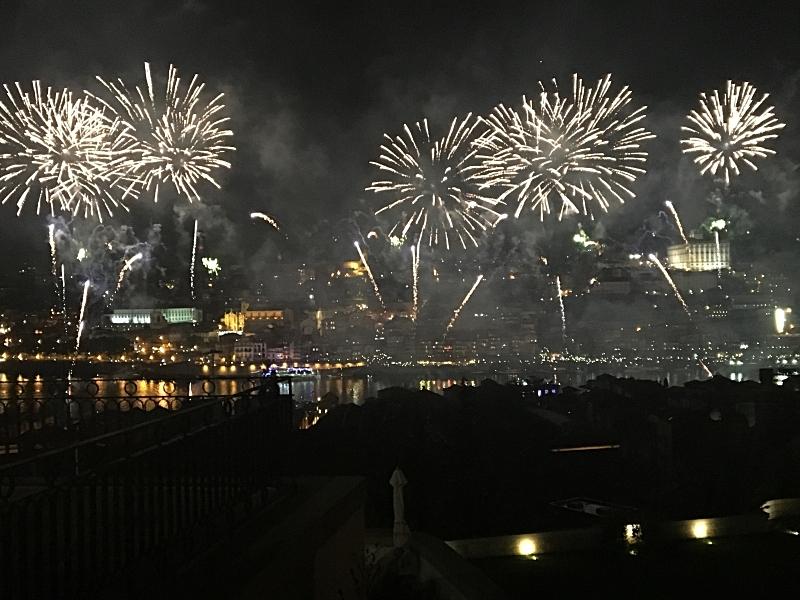 The Finale of The Festa of Sao Joao