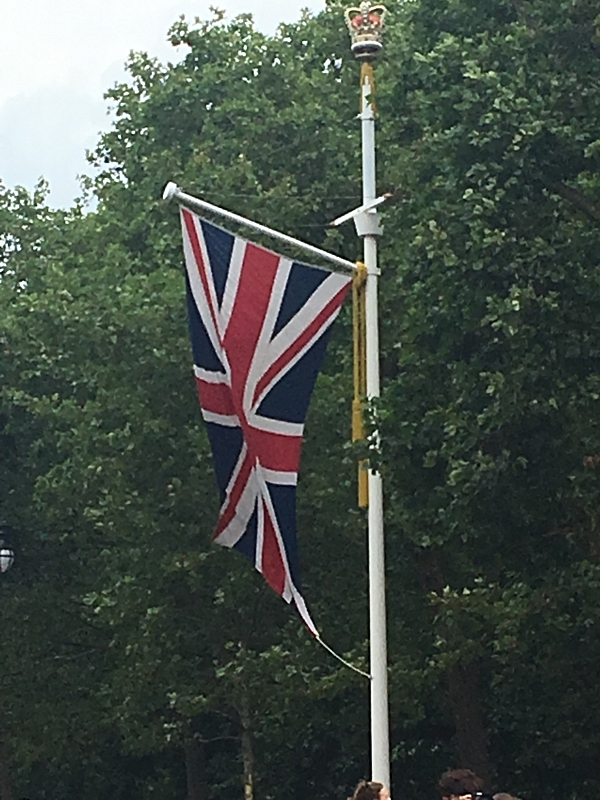 The Union Jack, The British Flag