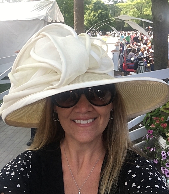 Hat For Race day.JPG