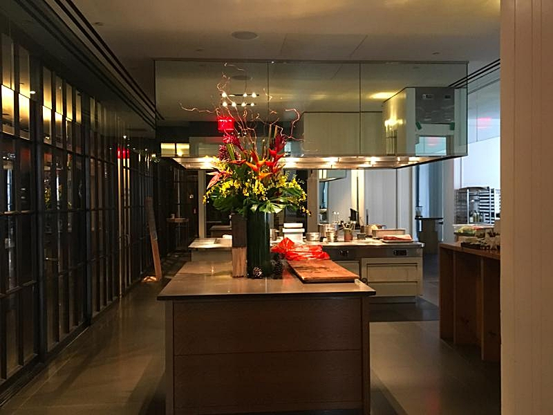 Private Party Space with Open Kitchen