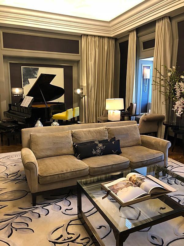 Music Suite Living Room