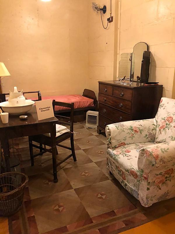 Mrs. Churchill's Bedroom