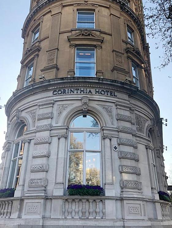 Welcome to the Corinthia Hotel