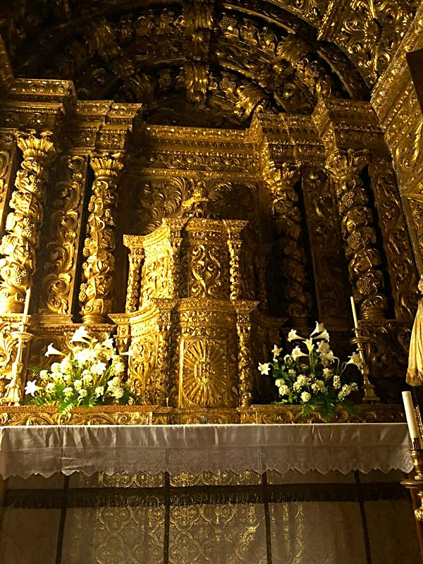 The Gilded Chapel