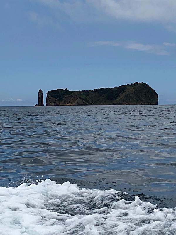 The Islet of Vila Franca do Campo