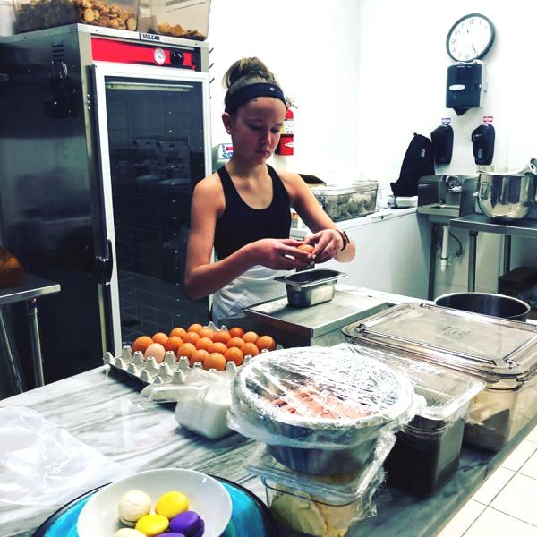 Katherine in the Kitchen