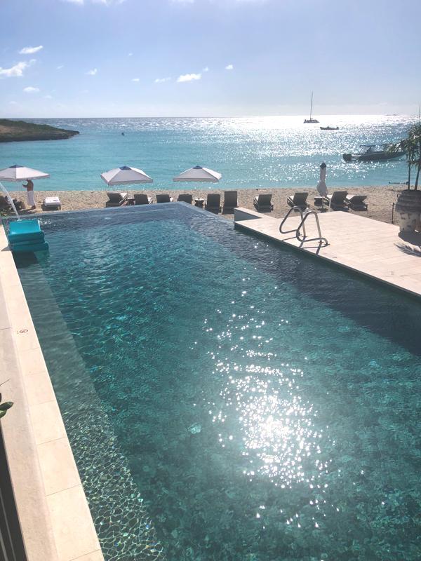 Cap Juluca Pool