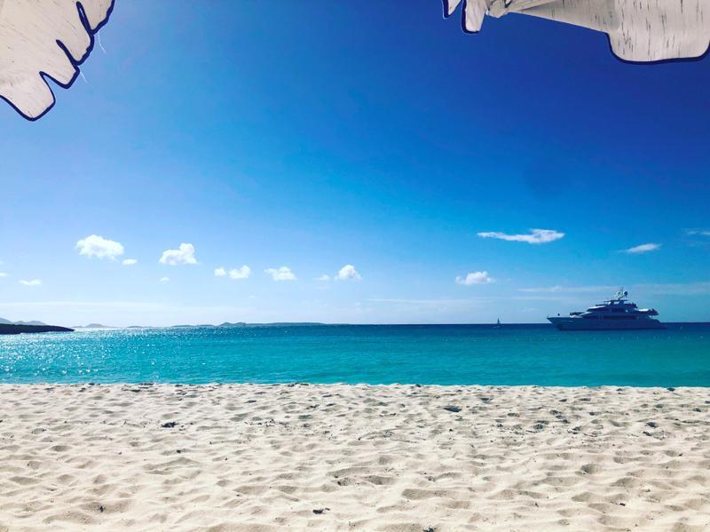 Beach Chair View