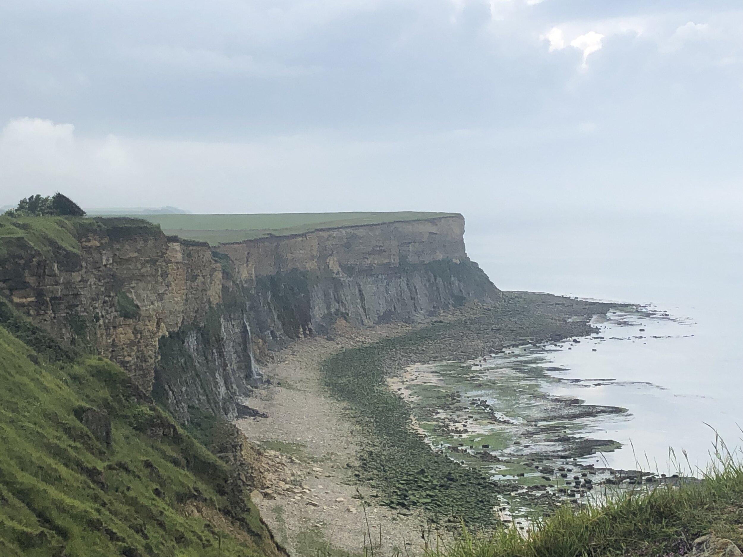 The Cliffs by Gold Beach