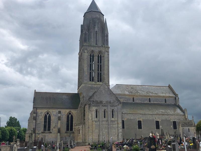 Church in Audrieu