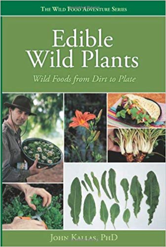 3. - This book is by John Kallas, one of the instructors I recommended above. He doesn't cover as many plants as other guides, but he dives into great detail about the ones he does cover. This is more than the short 1-page identifications of a more inclusive guide; he gives cooking and processing tips that I haven't seen anywhere else!