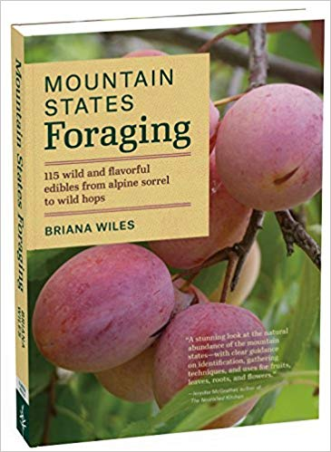 4. - This is a great all-around guide for my area. I particularly love how the author emphasizes sustainable harvesting and includes guidelines for each specific plant. I like to keep this book in my car to identify things I find out in the wild.