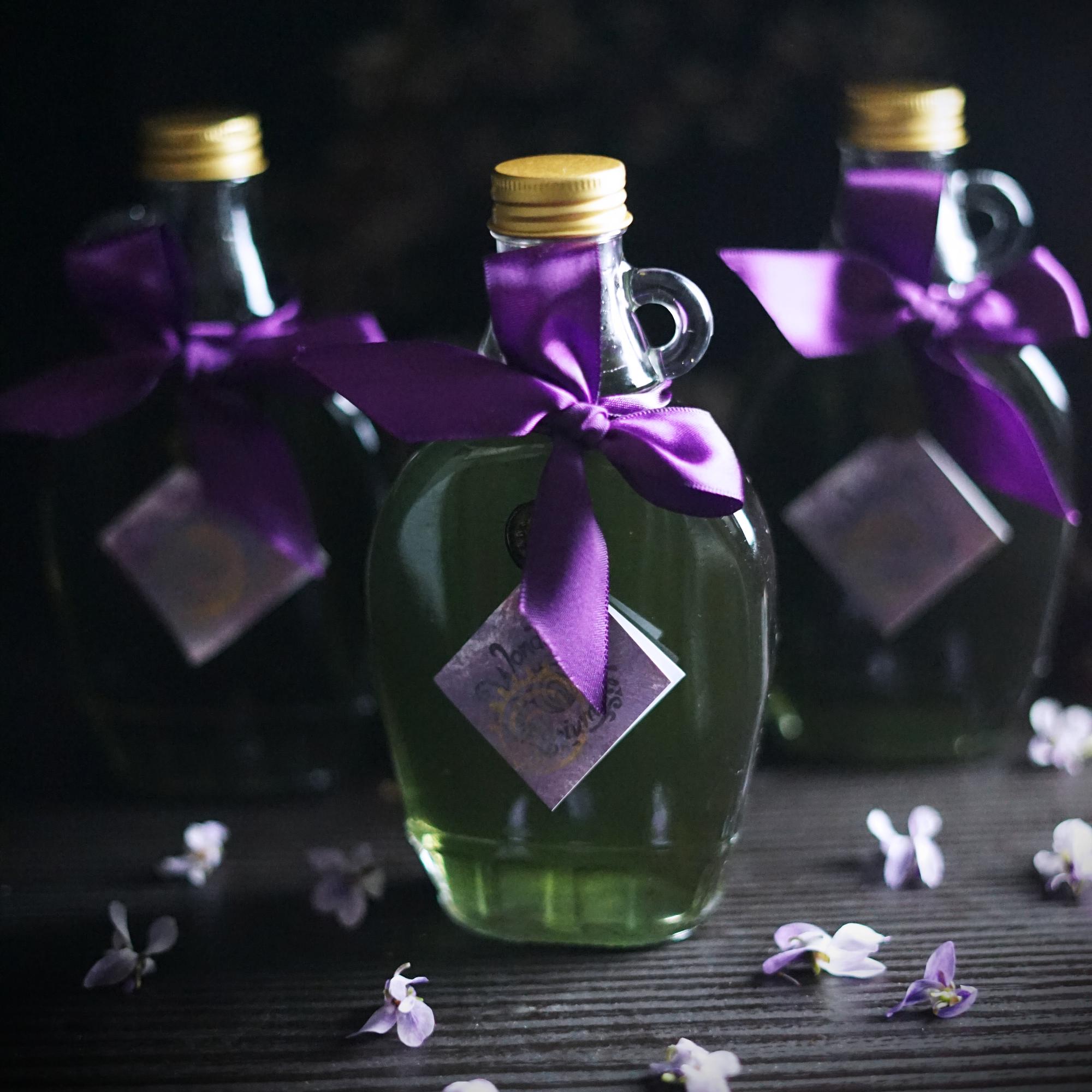 Floral Spring Breezes Syrup
