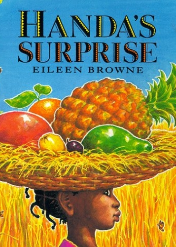 Handa's Surprise, by Eileen Brown