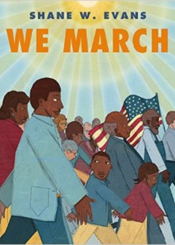 We March, by Shane W. Evans