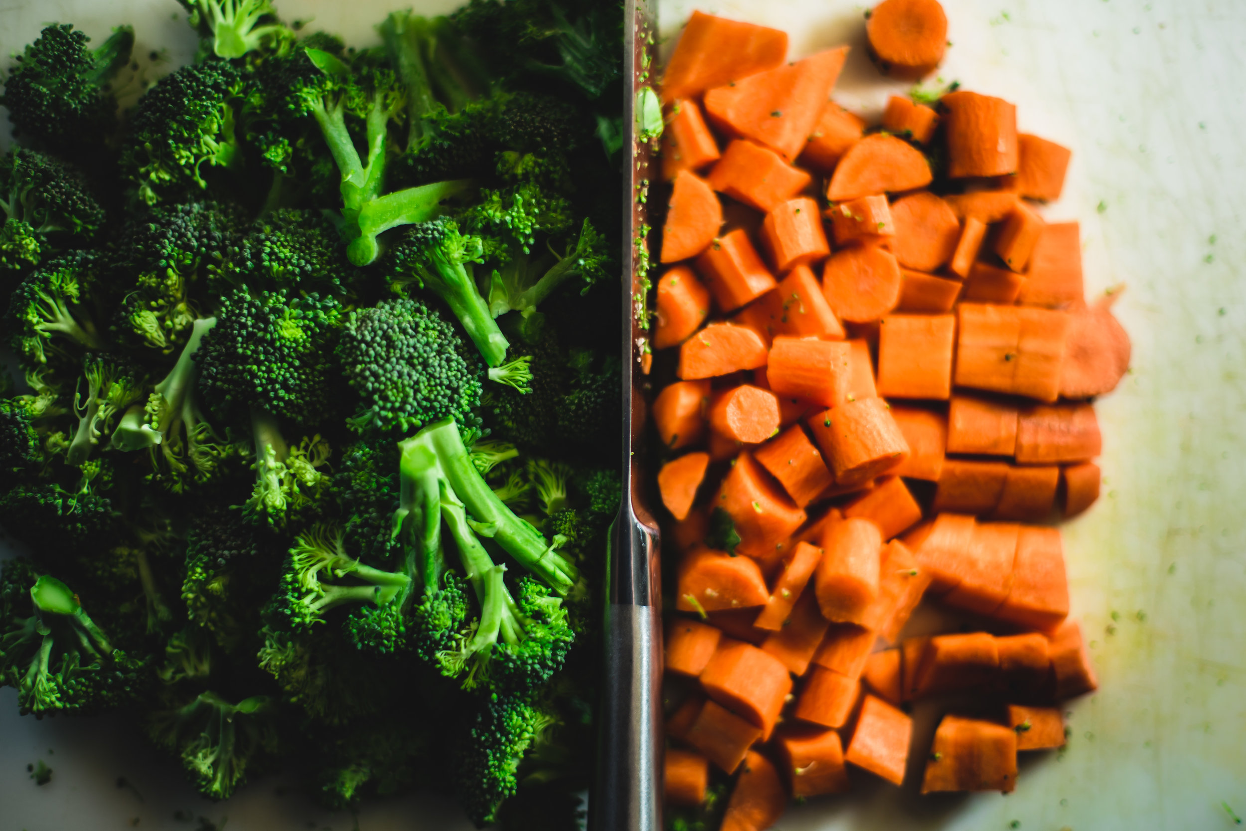 Broccoli + Carrot - The Youth Academy