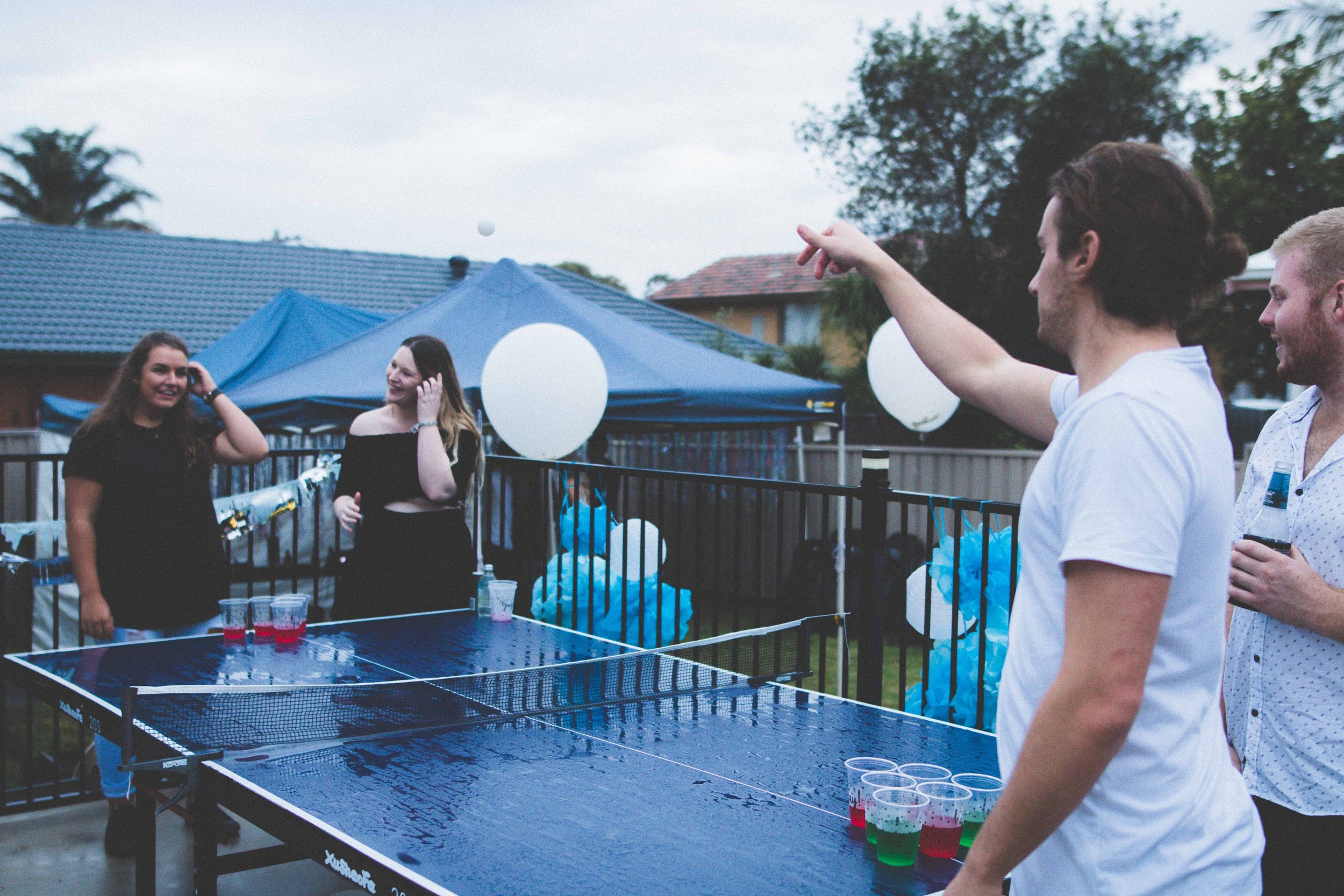 Beerpong - The Youth Academy