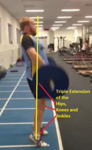 Triple Extension - The Youth Academy