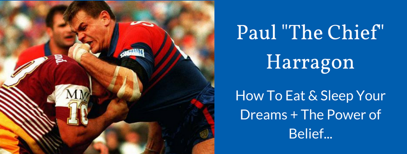 Paul Harragon - The Youth Academy