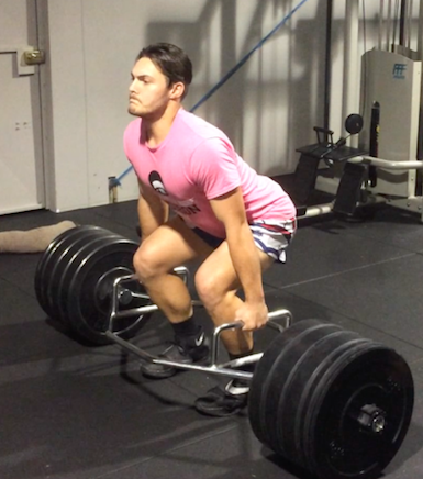 Deadlift - The Youth Academy