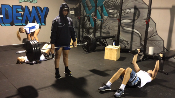 Premier Small Group Strength & Conditioning Training - Our Training Services Are Limited to 6 Kids Per Coach, and Everyone Receives Individualised Programming Specific to Their Unique Sports/Needs/Goals To Ensure Everyone Gets The Quality They Deserve. Plus, Every Single Client Gets Unlimited Access Each Week To Sessions