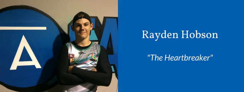 Rayden - The Youth Academy