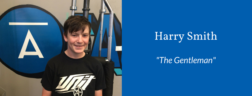 Harry - The Youth Academy