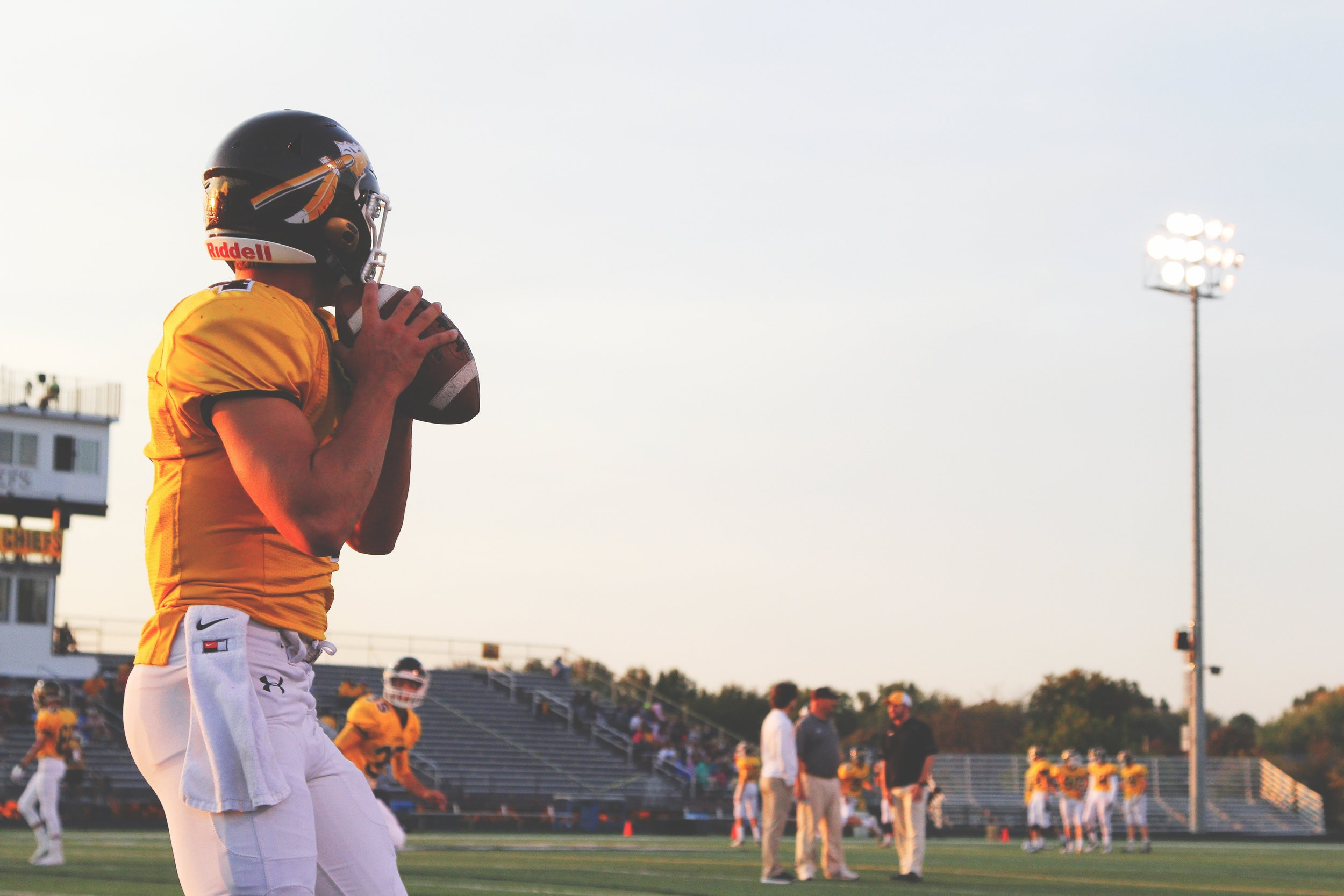 Quarterback - The Youth Academy