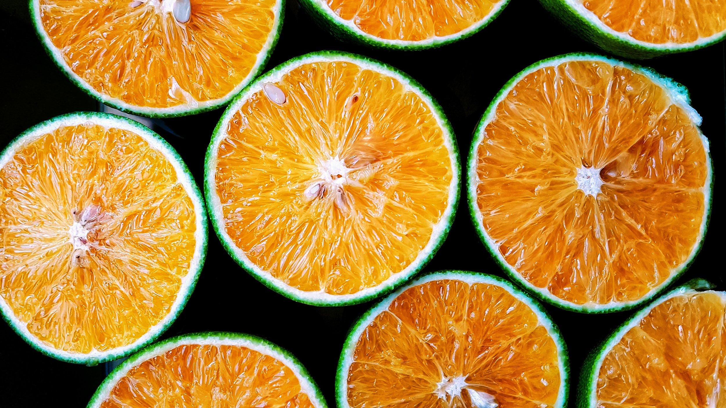 Orange/Yellow -