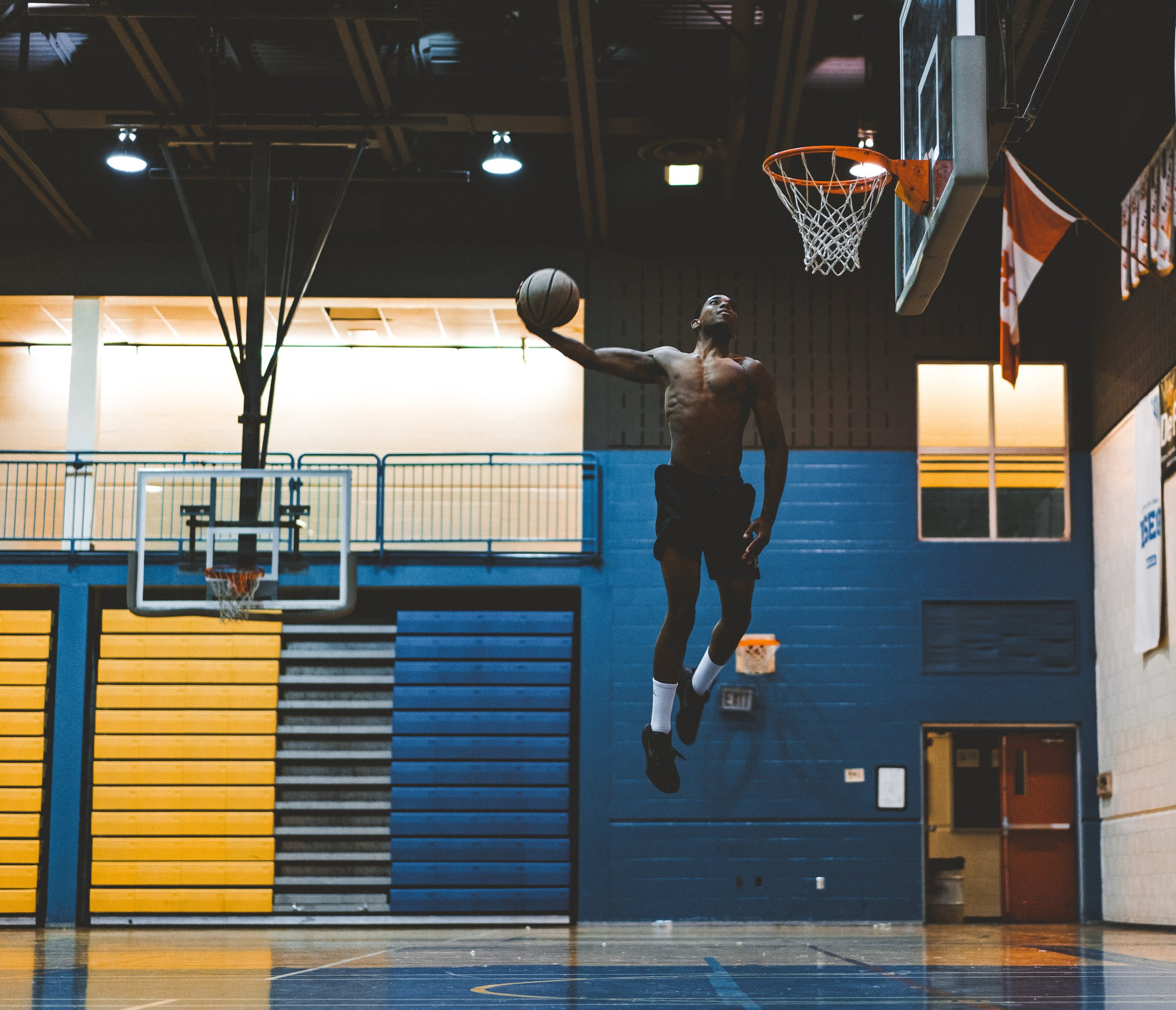 Basketball - The Youth Academy