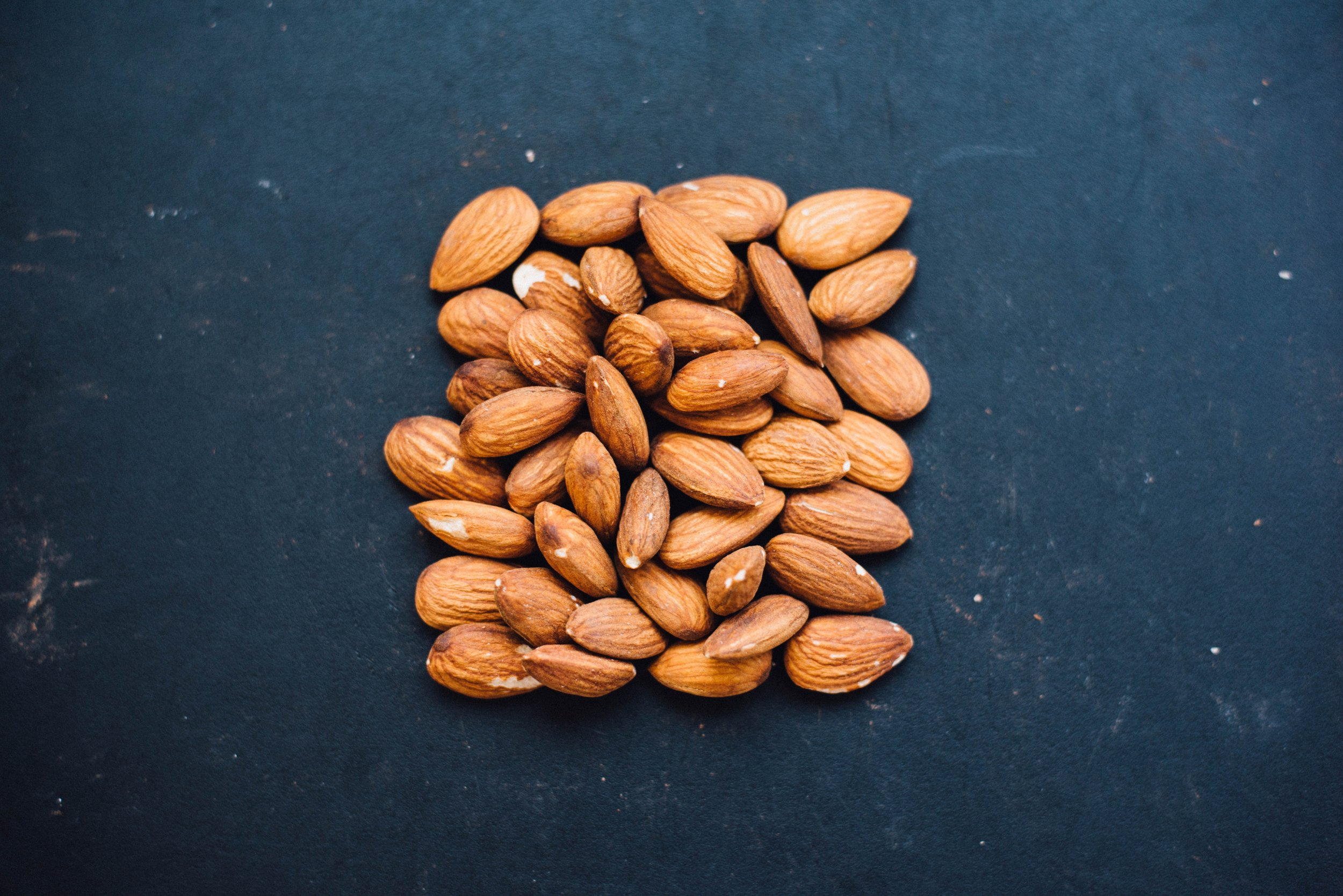 Almonds - The Youth Academy