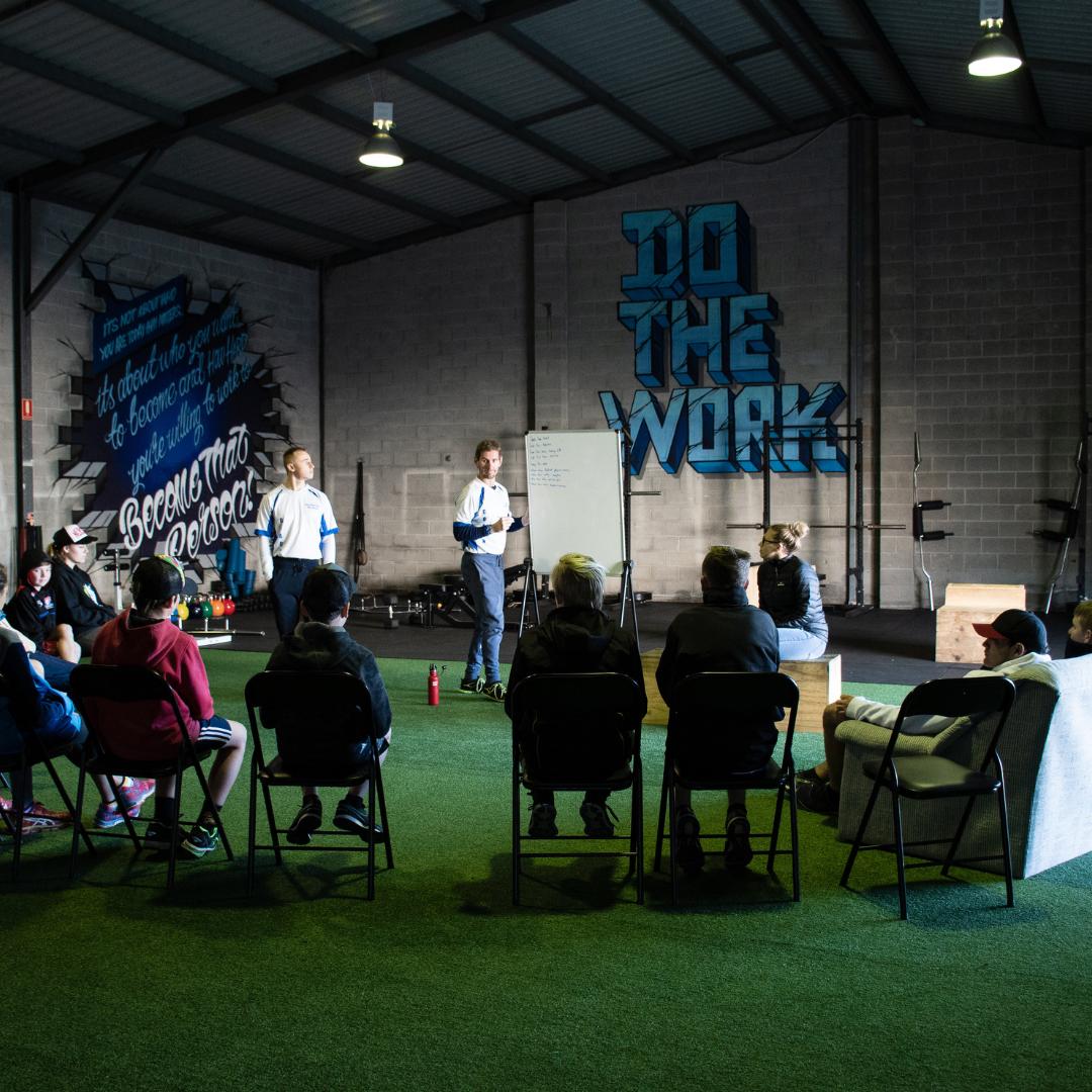 The Youth Academy - Mindset Masterclass