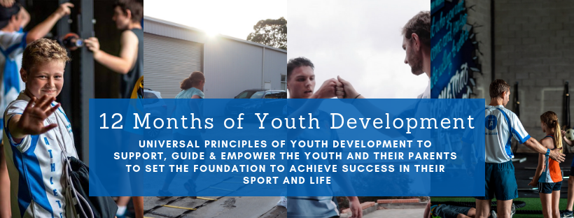 12 Months of YD - The Youth Academy