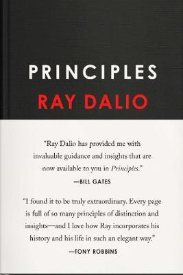 """Significant...The book is both instructive and surprisingly moving."" -The New York Times  Ray Dalio, one of the world's most successful investors and entrepreneurs, shares the unconventional principles that he's developed, refined, and used over the past forty years to create unique results in both life and business-and which any person or organization can adopt to help achieve their goals."