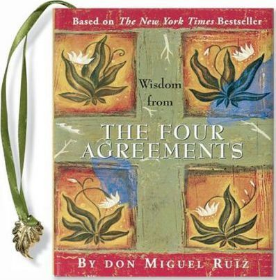 Don Miguel Ruiz reveals the source of self-limiting beliefs that rob us of joy and create needless suffering. Based on ancient Toltec wisdom, the Four Agreements offer a powerful code of conduct that can rapidly transform our lives to a new experience of freedom, true happiness, and love.